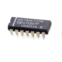 2x Circuit LM386N Audio Amplifier DIP-8 - National - 217ic144