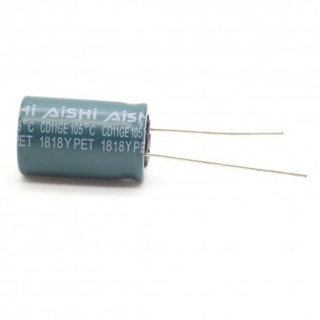 2x Condensateur 470uf 35v - 10x17mm - JBcapacitor - 262con570