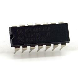 Circuit Intégré CD4069BE CMOS Hex Inverter DIP-14 Texas 214ic093