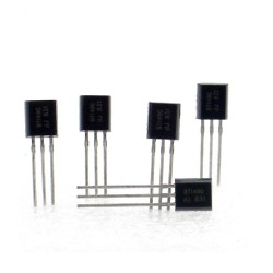 2x Thyristor 2N5060G - SCRs - TO-92 - 240tran067