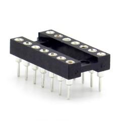 5x Support de circuits intégrés Dip-14 - Connfly Elec - 315sup001