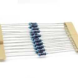 20x Résistances métal ¼W - 0.25w - 1% - 20Kohm 20K ohm - 59res146