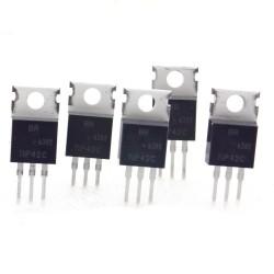 5x Transistor TIP42C - TIP42 - PNP - TO-220 - 99tran058
