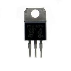 Triac BTB12-600SWRG - BTB12-600 - 600V 12A - TO-220 - ST - 283ic159