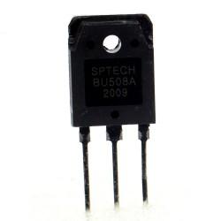 1x Transistor BU508A - NPN 1500v - TO-3PN - SPtech - 279tran076