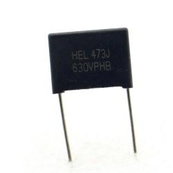 Condensateurs Sécurité 473J 47nf P:15mm 630V - Hongzhi - 349con652