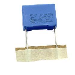 5x Condensateurs sécurité 2.2nF - 250vAc - Dersonic - 221con460