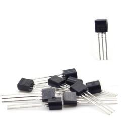 10x Transistor S8050 D331 - NPN - TO-92 - 37tran013
