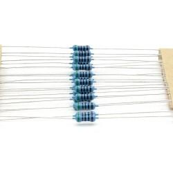 20x Résistances métal ¼W - 0.25w - 1% - 510R - 510ohm 510 ohm - 57res136