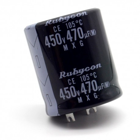 5x Condensateur 220uF 35V 8x12mm - Chengxing - 235con528