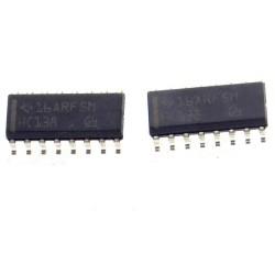 CD74HC238E - Texas Instrument - 3-8 Line Decoder Demltplxr - 206IC057